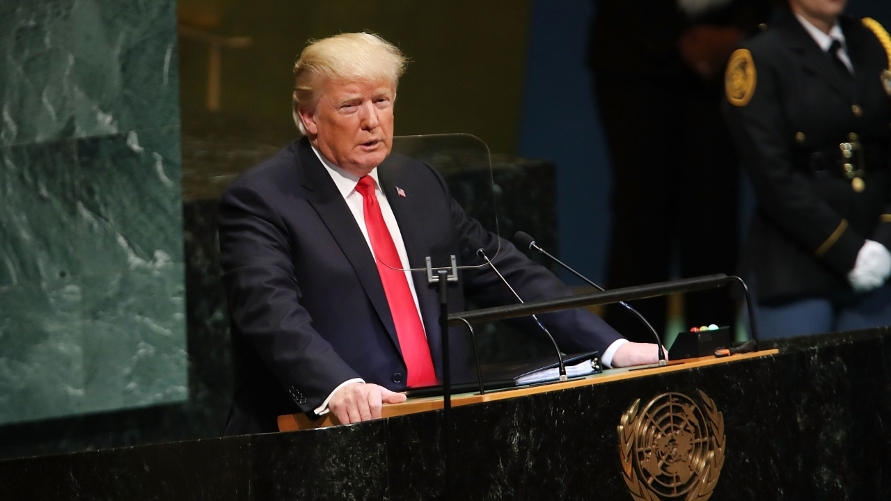 Trump Won't Nominate A Representative For UN Committee On Racism