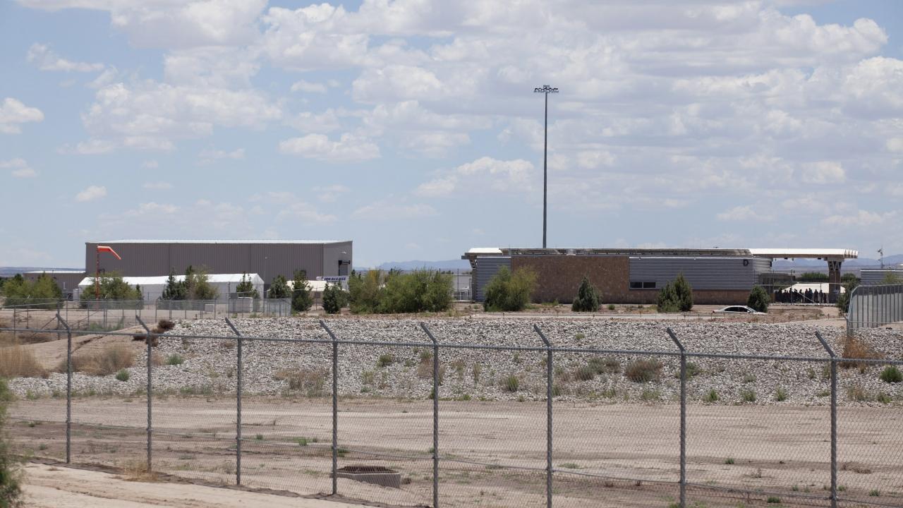 Border Patrol Requests 2 New Tent Facilities In Texas