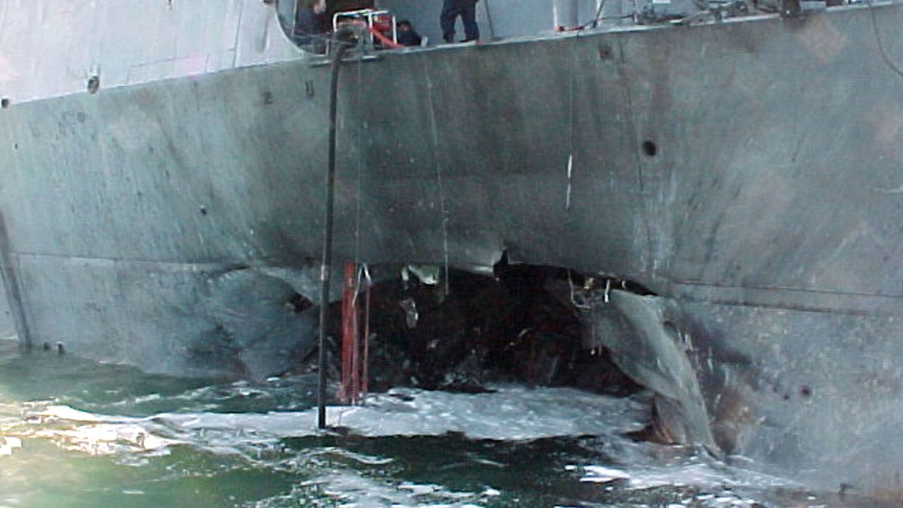 Court Throws Out Years Of Rulings In USS Cole Bombing Case