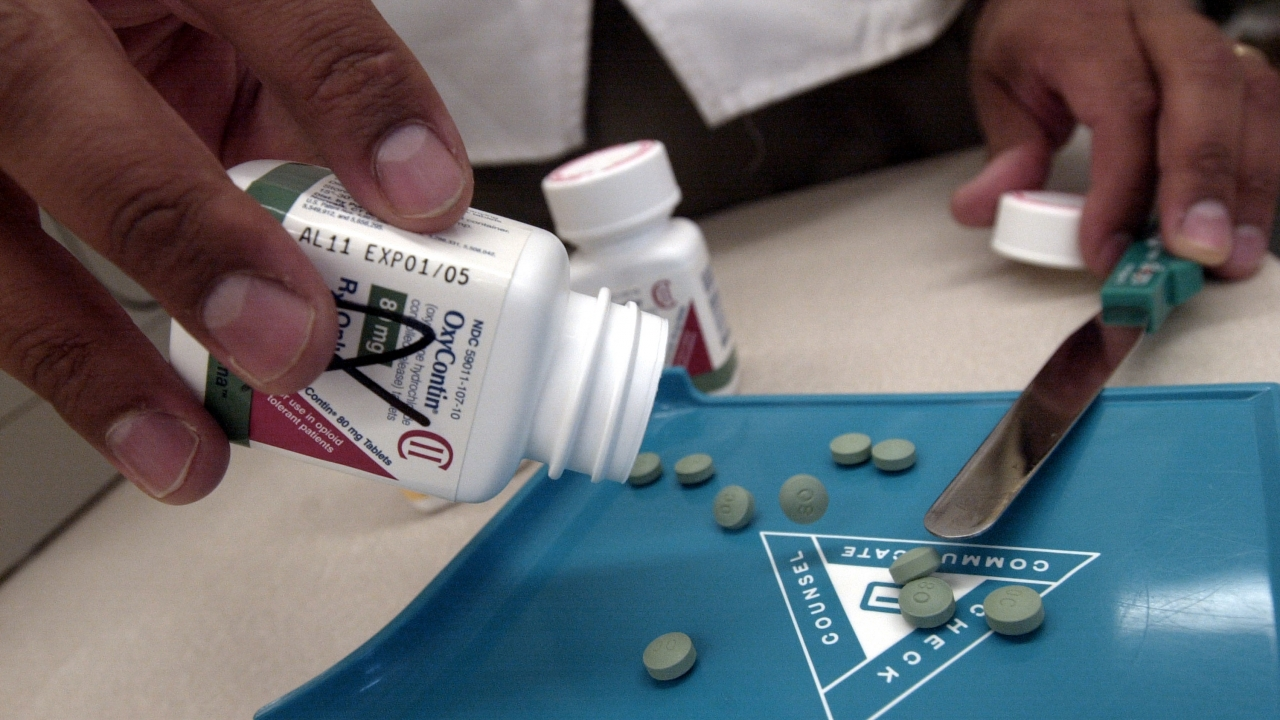 53 Health Professionals Charged With Illegal Opioid Distribution