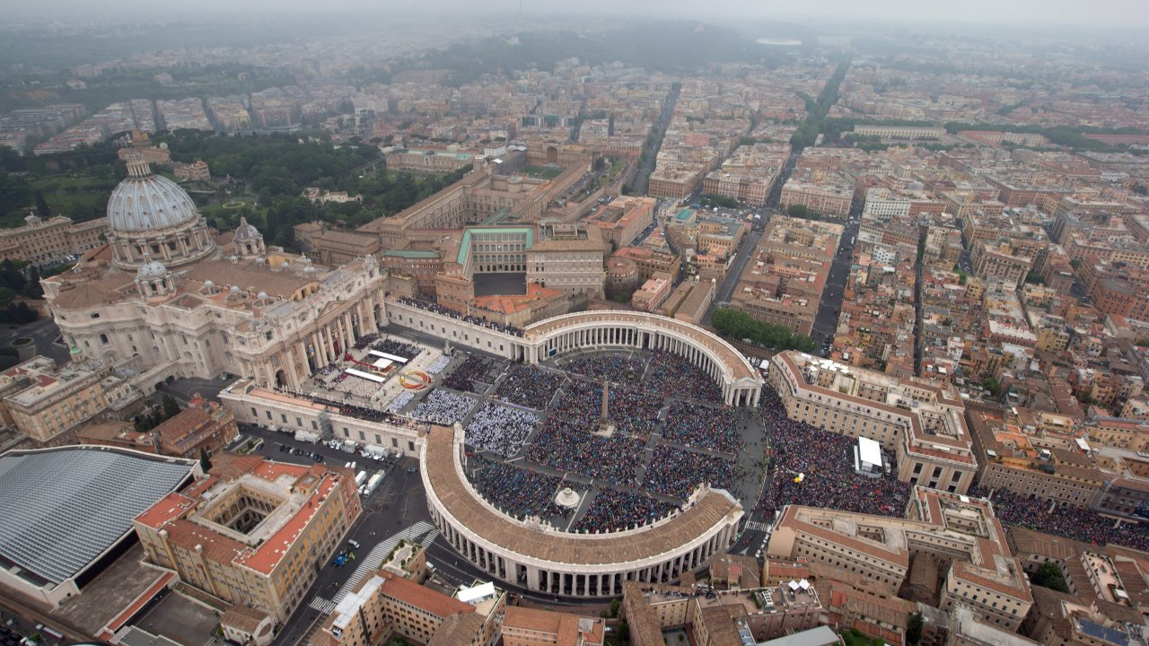 Vatican To Open The 'Holy Stairs' To The Public For 2 Months