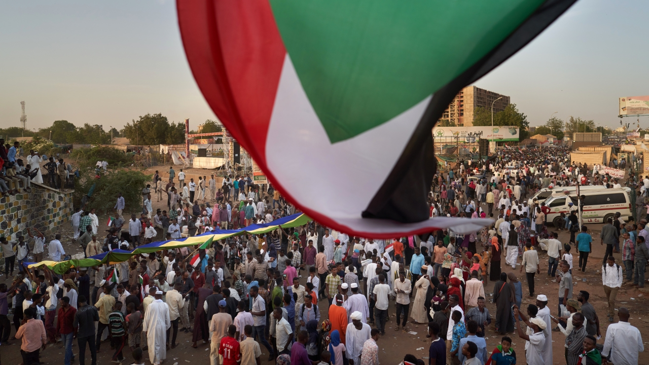 Sudanese Military, Civilian Leaders Agree To 3-Year Transition Period
