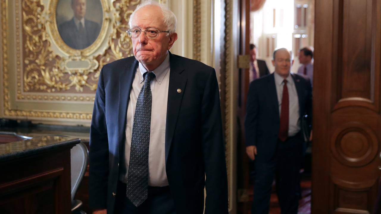 Bernie Sanders Releases Extensive Plan To Overhaul Education