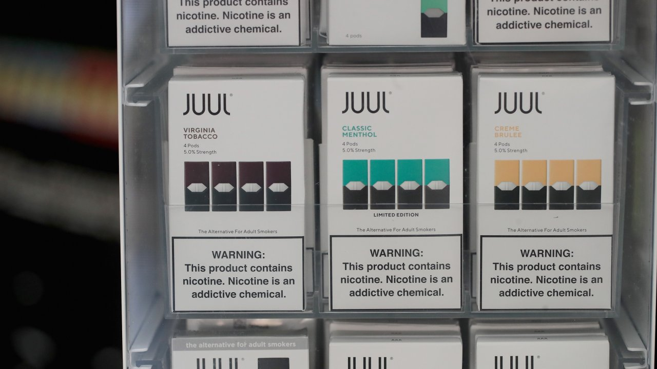 Study Says A Lot Of Juul's Twitter Followers Are Underage