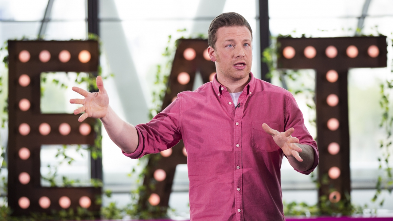 Celebrity Chef Jamie Oliver's UK Restaurant Group Goes Into Bankruptcy