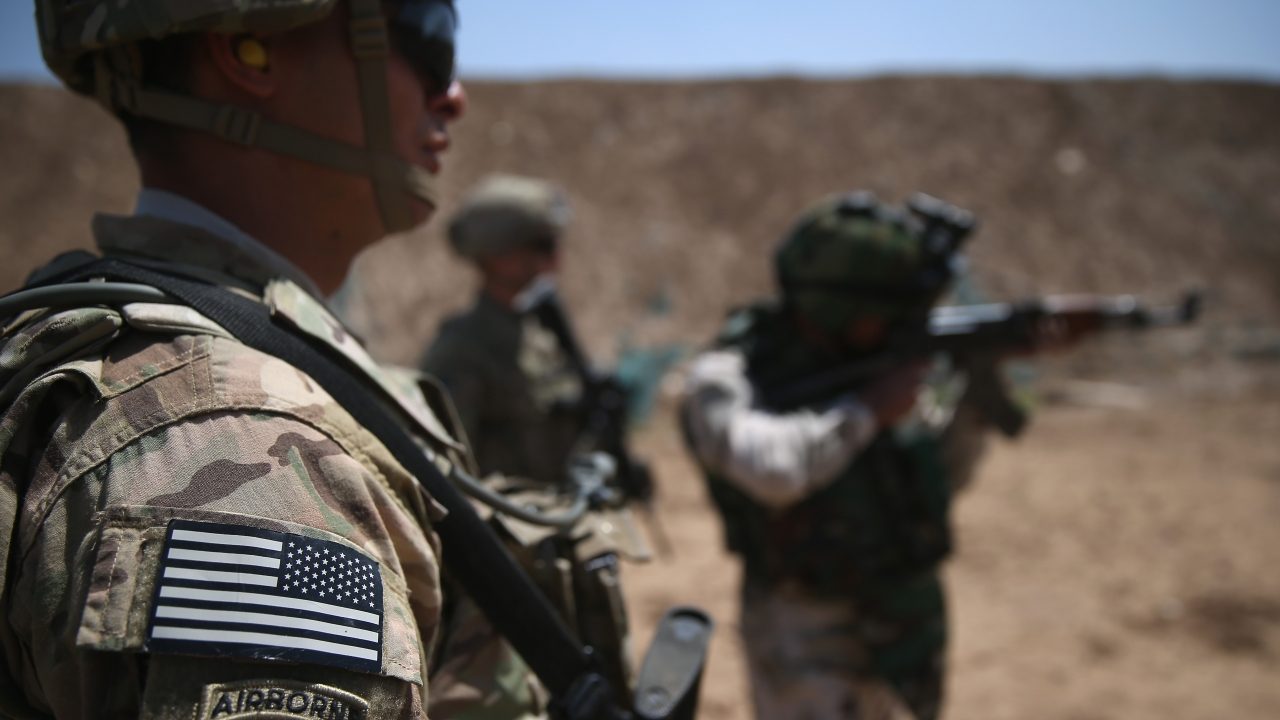 AP: Pentagon To Propose Sending Up To 10,000 Troops To Middle East