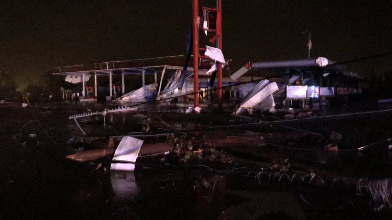 Violent Storms Spawn Tornadoes, Flooding In Multiple States