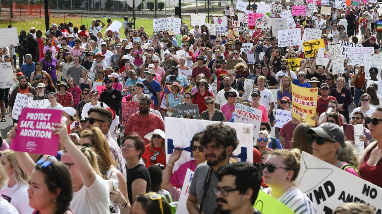 ACLU, Planned Parenthood File Lawsuit To Block Alabama Abortion Ban
