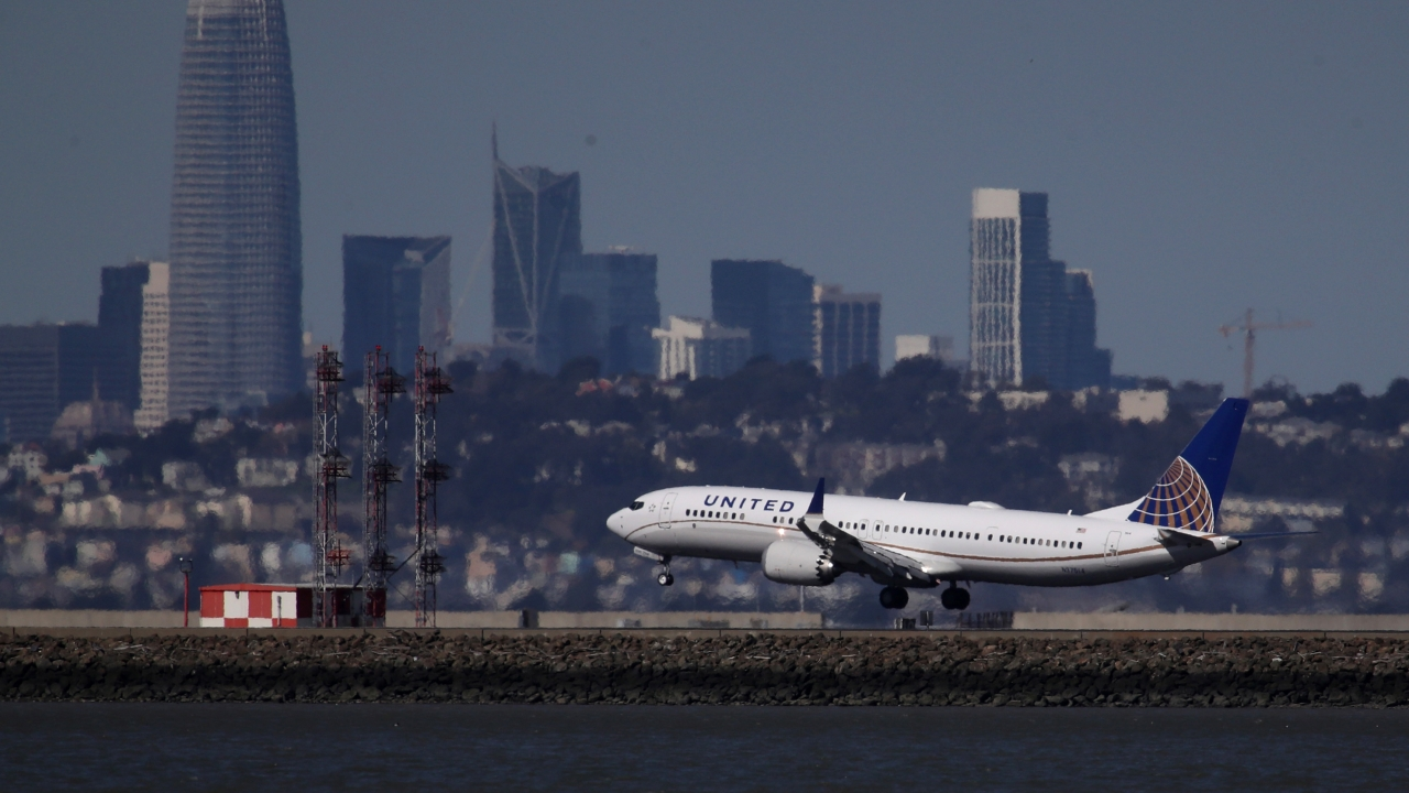 United Airlines Cancels More Boeing 737 Max Flights