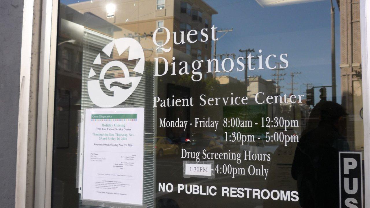 Quest Diagnostics office