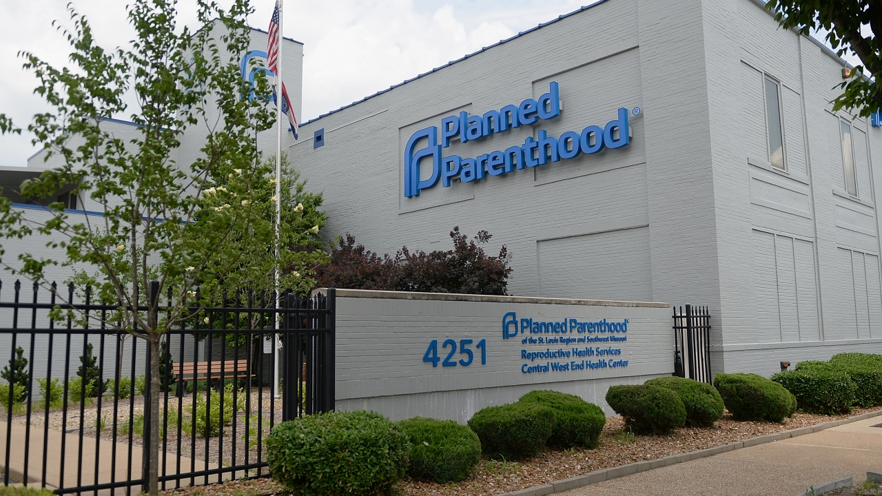 Planned Parenthood clinic in St. Louis