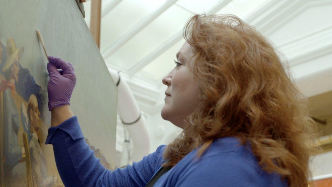 Dream Jobs: Conservator