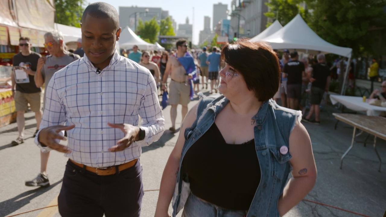 LGBTQ Advocates Push To Make Transgender Rights Top 2020 Issue