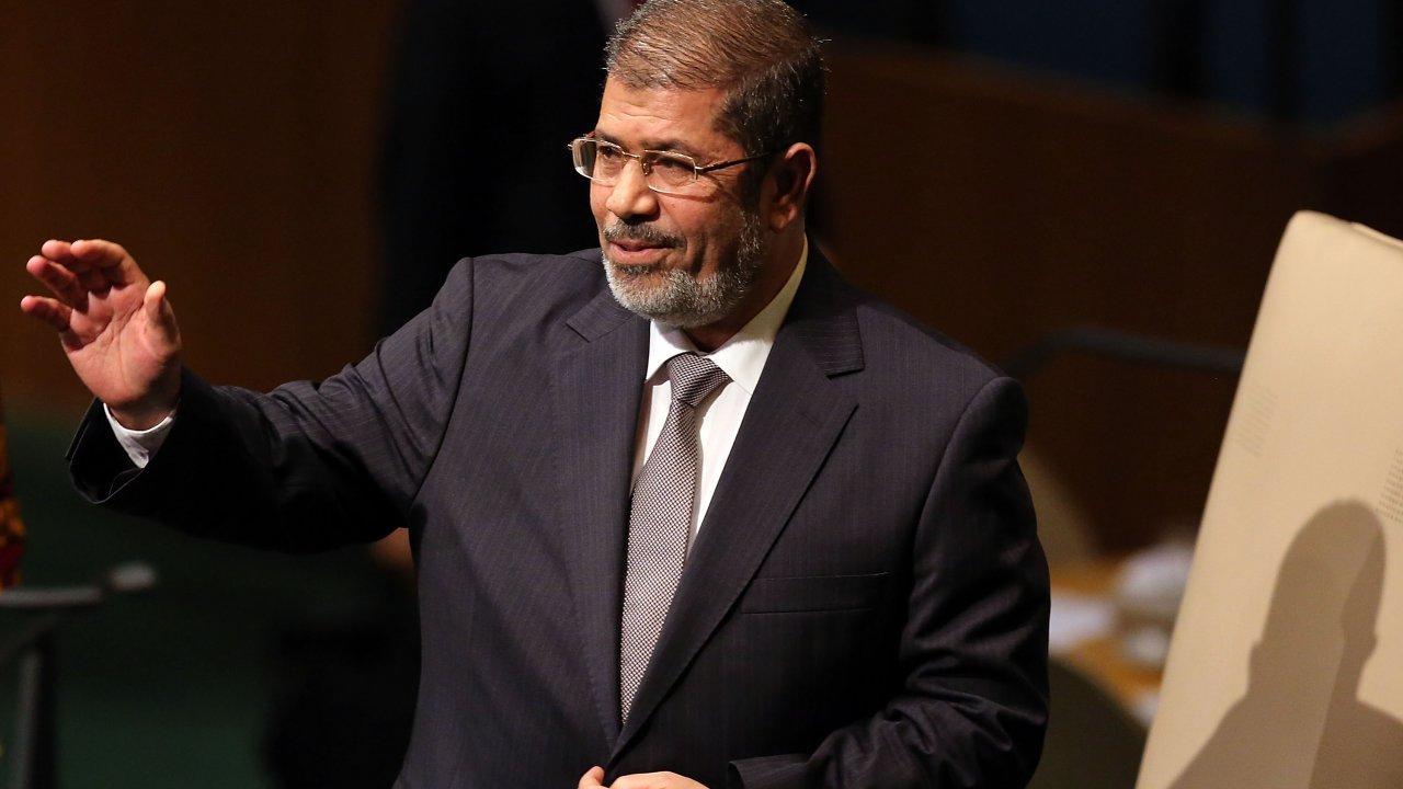 Former Egyptian President Mohammed Morsi Dies After Court Session