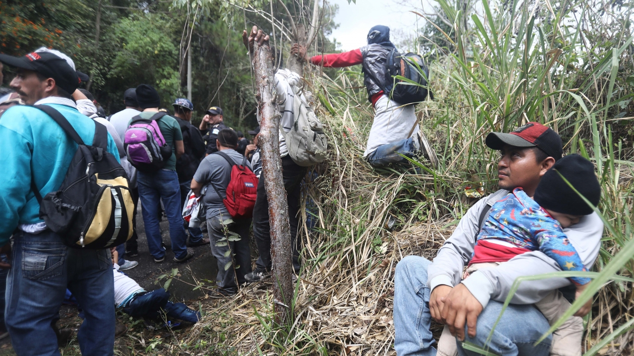 Trump Wants Asylum Seekers To Stay In Guatemala, But People Want Out