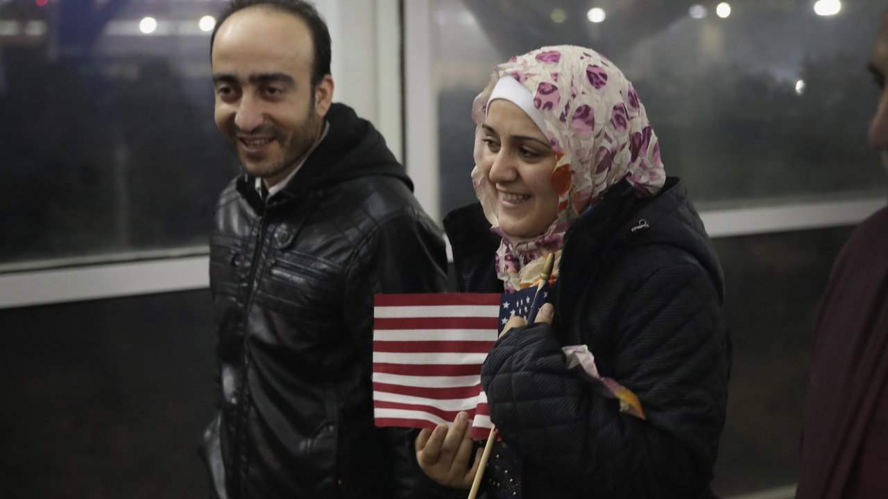 A Fraction Of Global Refugees Resettle In The U.S. Who Are They?