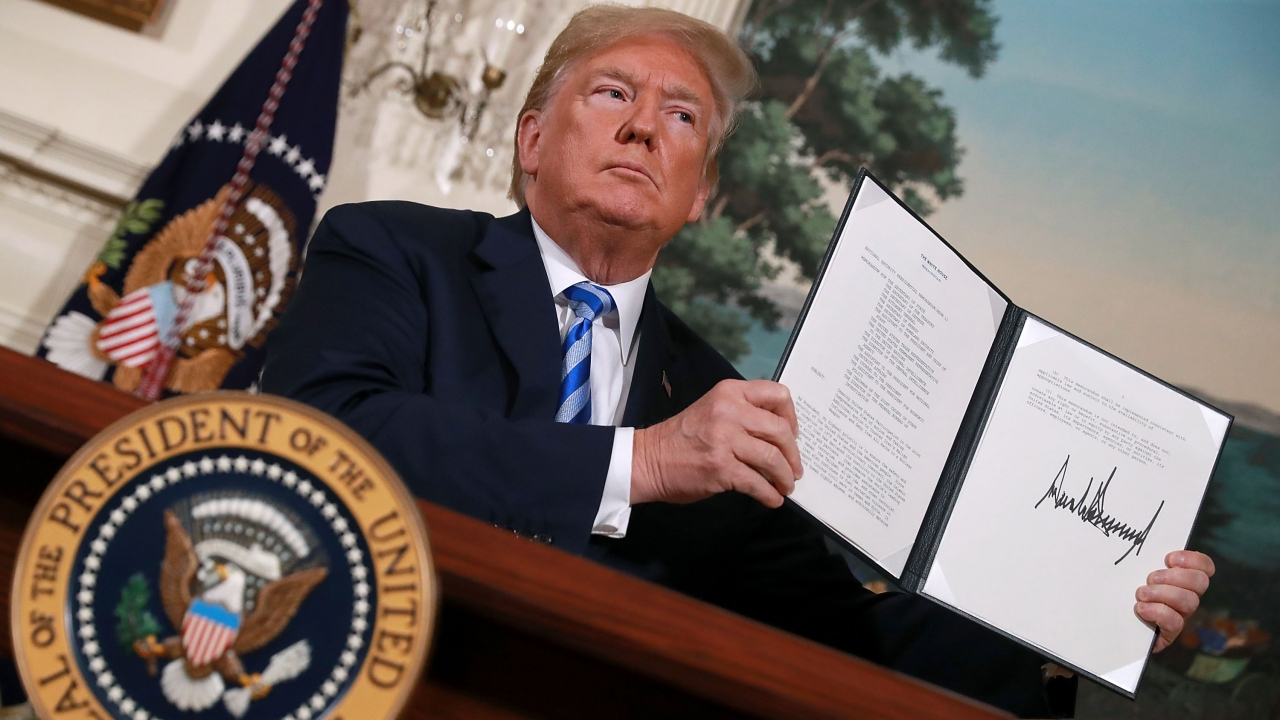 US To Increase Sanctions On Iran