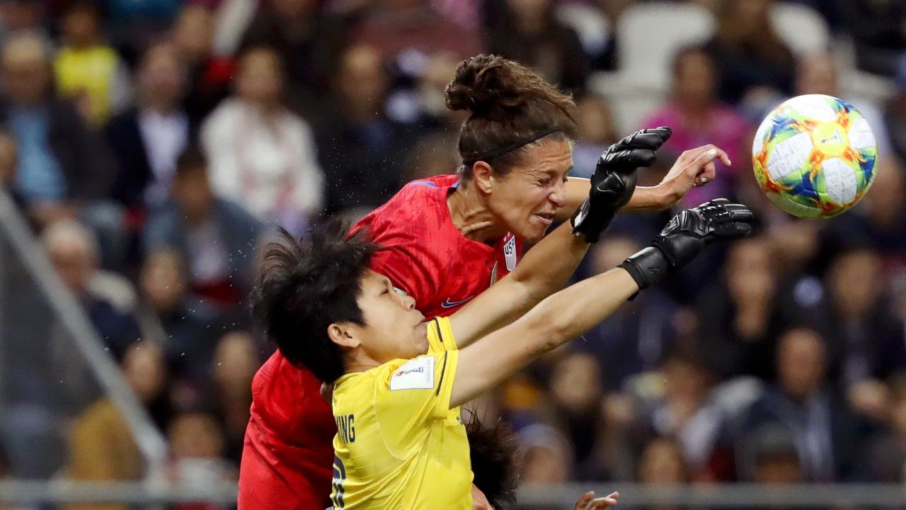 US Women's Soccer Team Agrees To Mediation In Gender Lawsuit