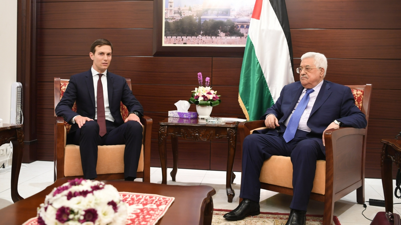Palestinian Leadership Rejects US Peace Plan