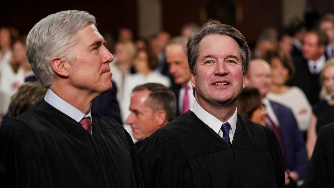 Gorsuch Sides With Liberals In SCOTUS Decision On Gun Crime Penalties