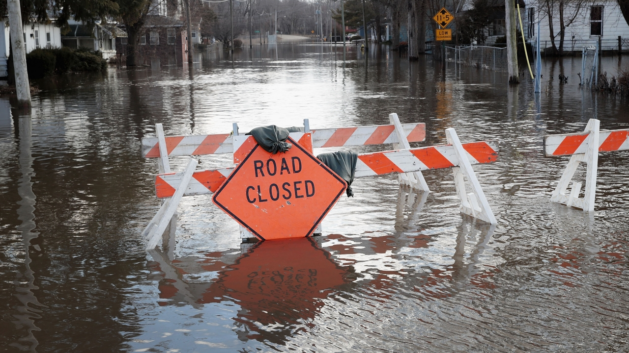 Officials In Midwest Begin To Add Up Cost Of Historic Flooding, Storms