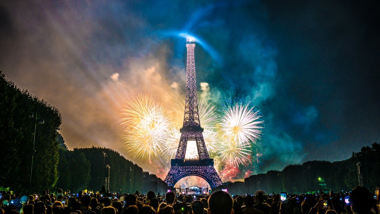 What's The History Behind France's Bastille Day?