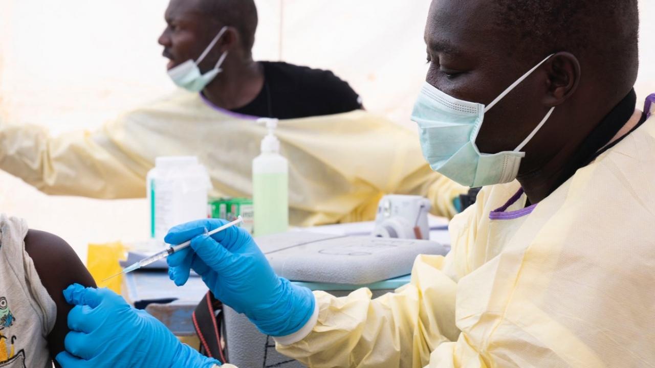 Congo's Ebola Outbreak Moves Closer To Rwandan Border