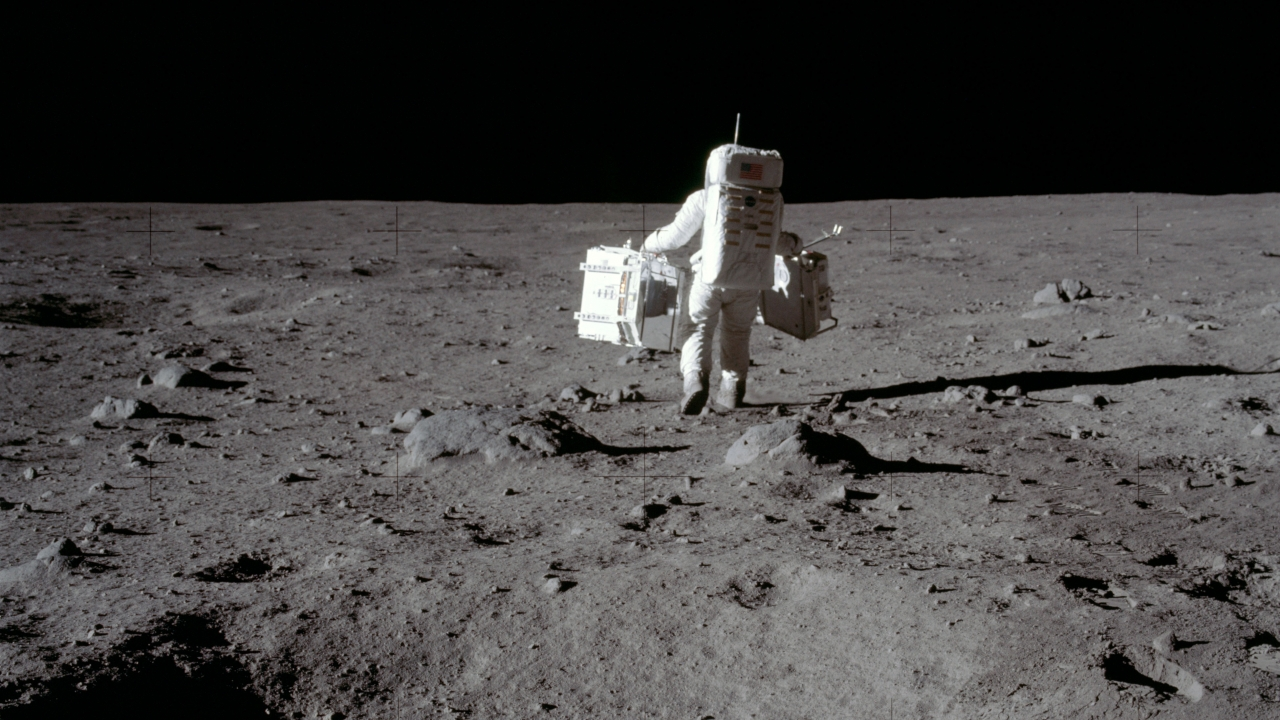 The End Of The Space Race: The Apollo 11 Moon Landing