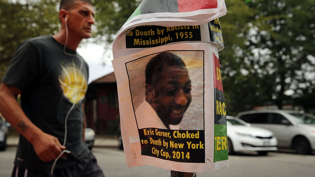 NYPD Officer Won't Face Federal Charges In Eric Garner's Death