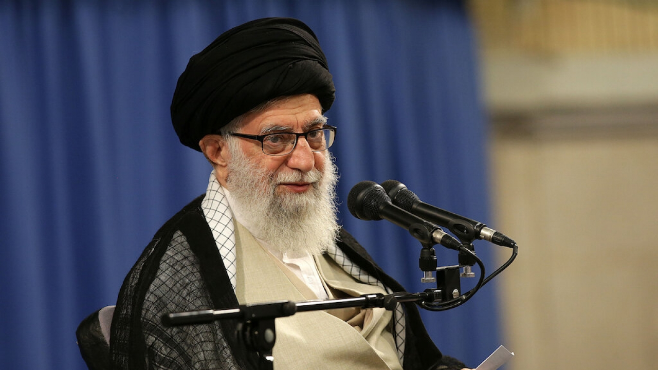 Ayatollah Khamenei speaks with Friday Prayer leaders on Iran Nuclear Deal