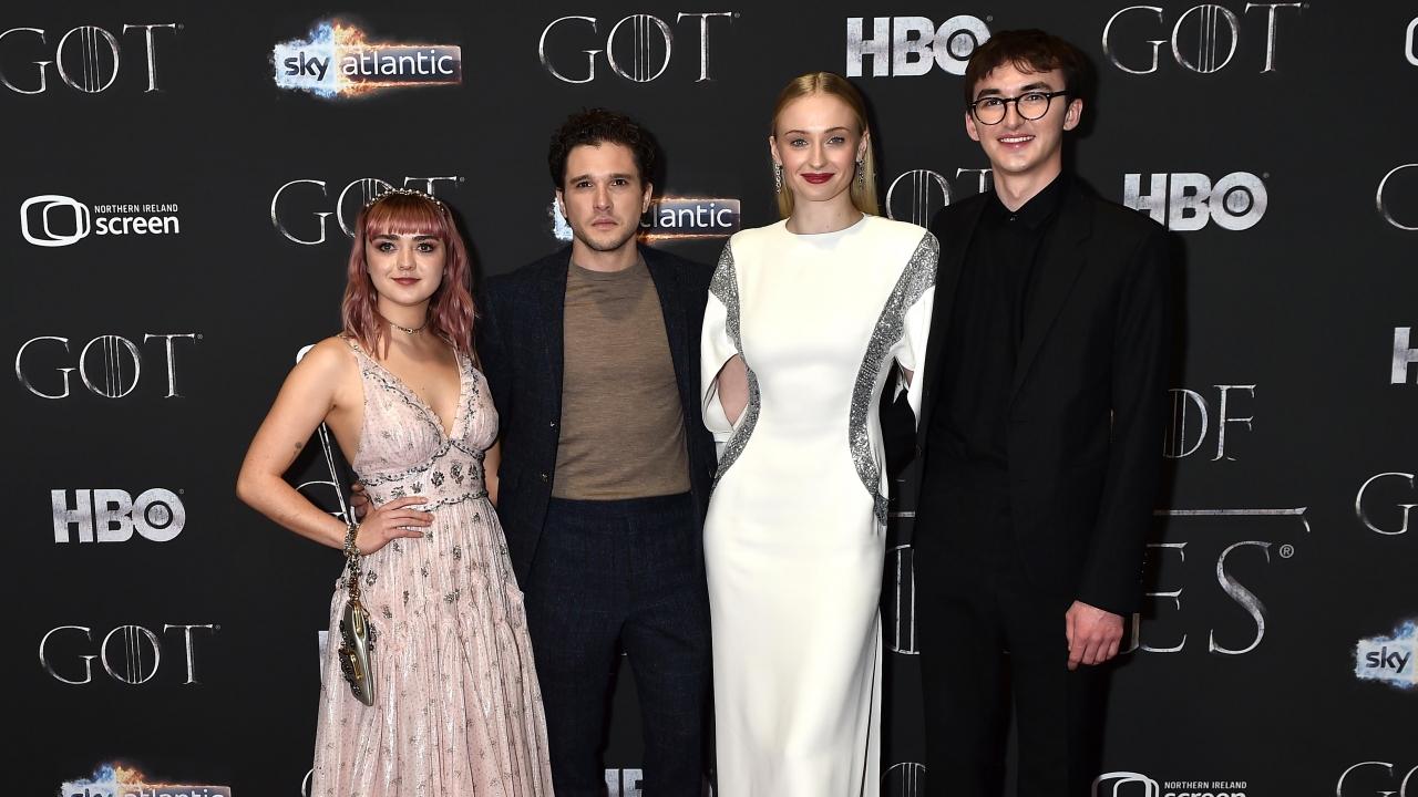 """Game of Thrones"" Season 8 screening on April 12, 2019 in Belfast, Northern Ireland"