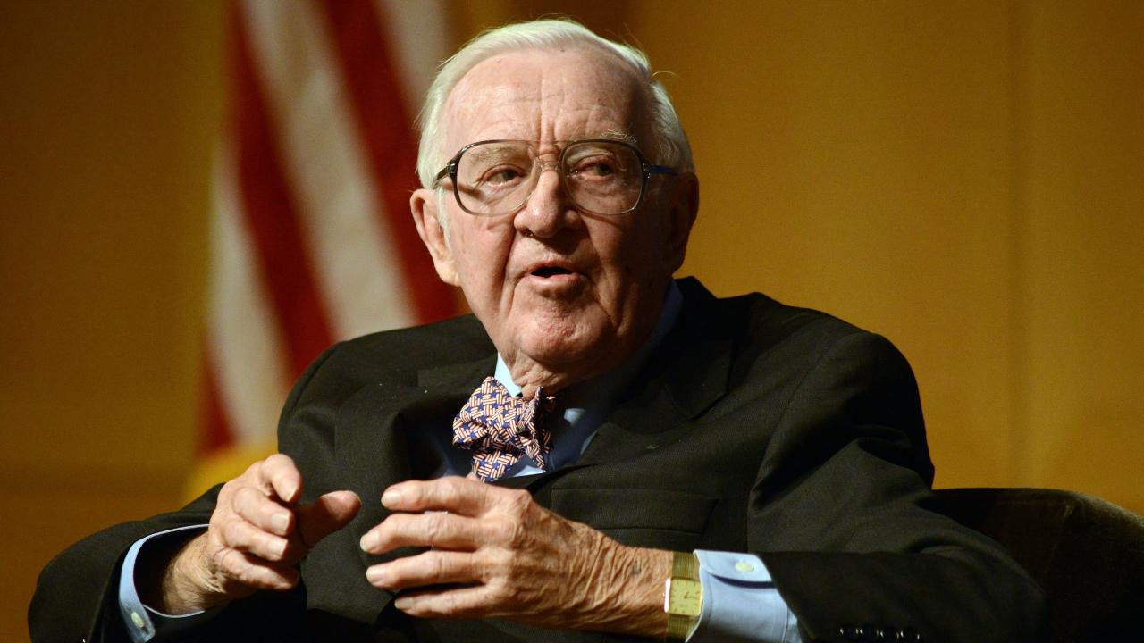 Former Supreme Court Justice John Paul Stevens Died At 99