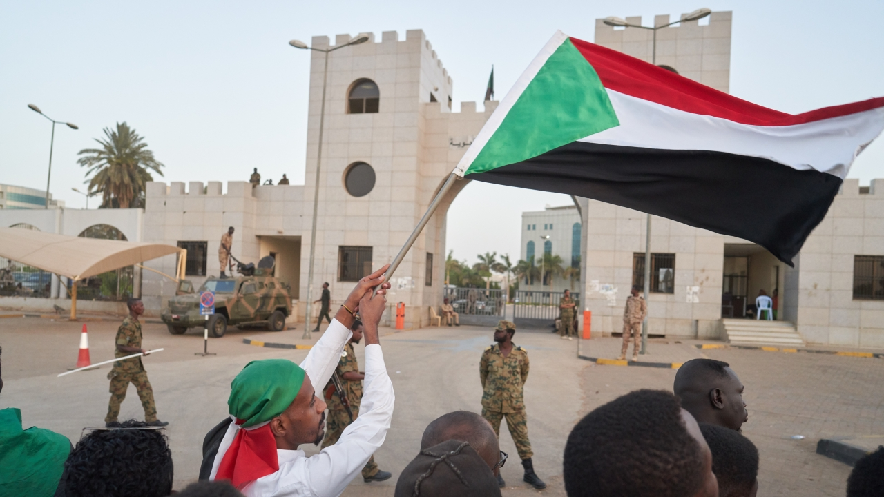 Sudanese Military, Protest Leaders Sign Agreement To Share Power
