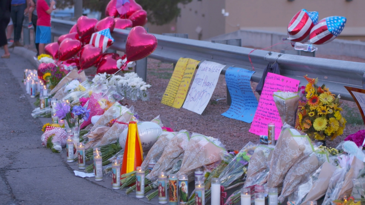El Paso Community Stands Together In The Wake Of Tragedy