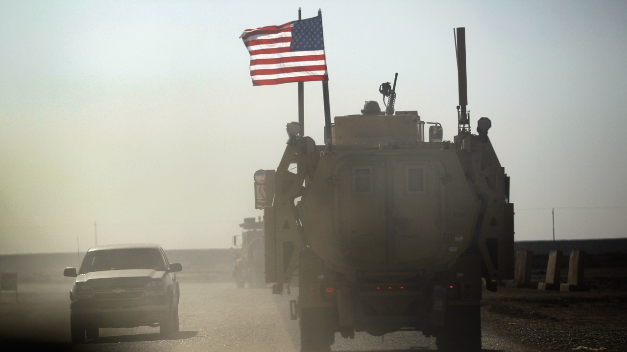 U.S. Service Member Dies In Iraq While Advising Iraqi Security Forces