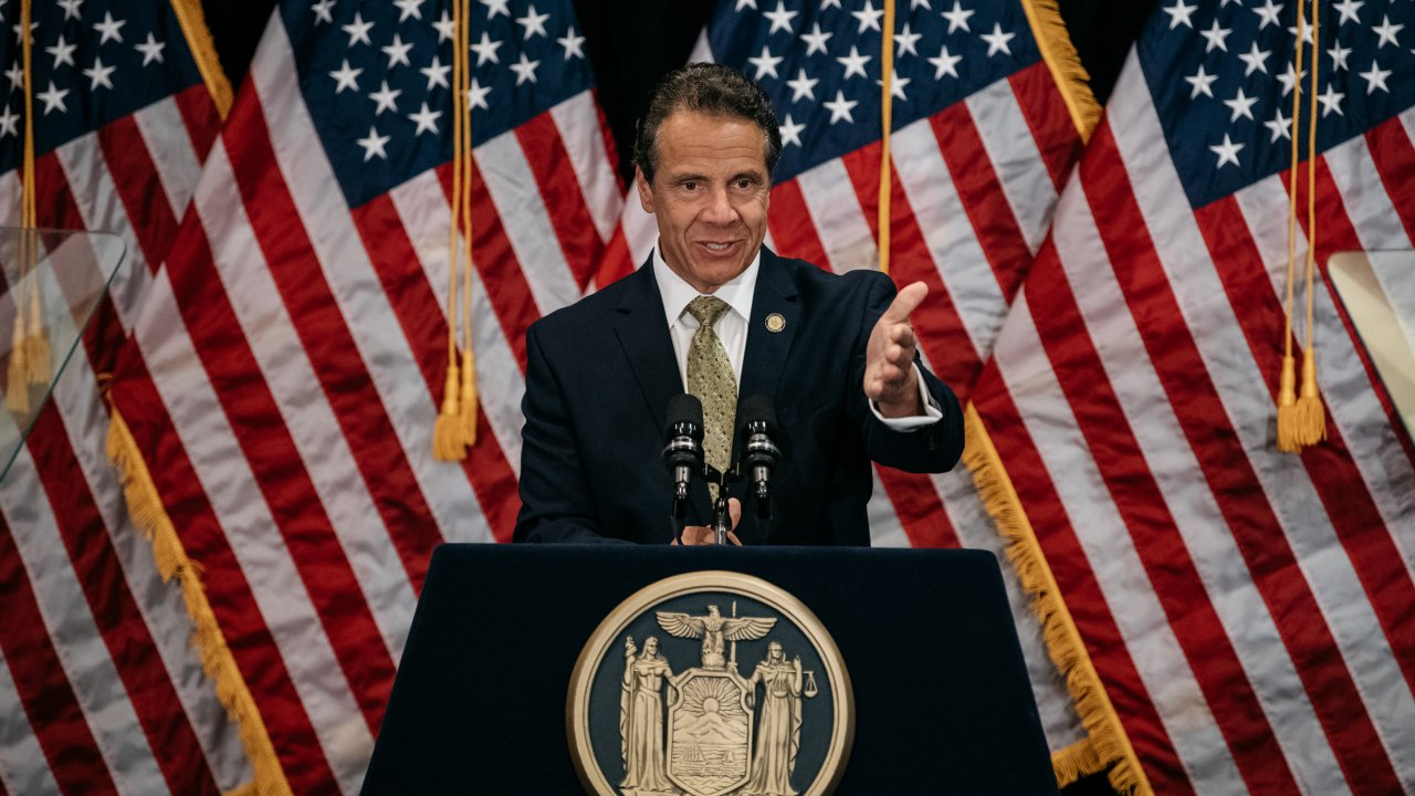 N.Y. Gov. Moves To Classify Hate-Motivated Mass Violence As Terrorism