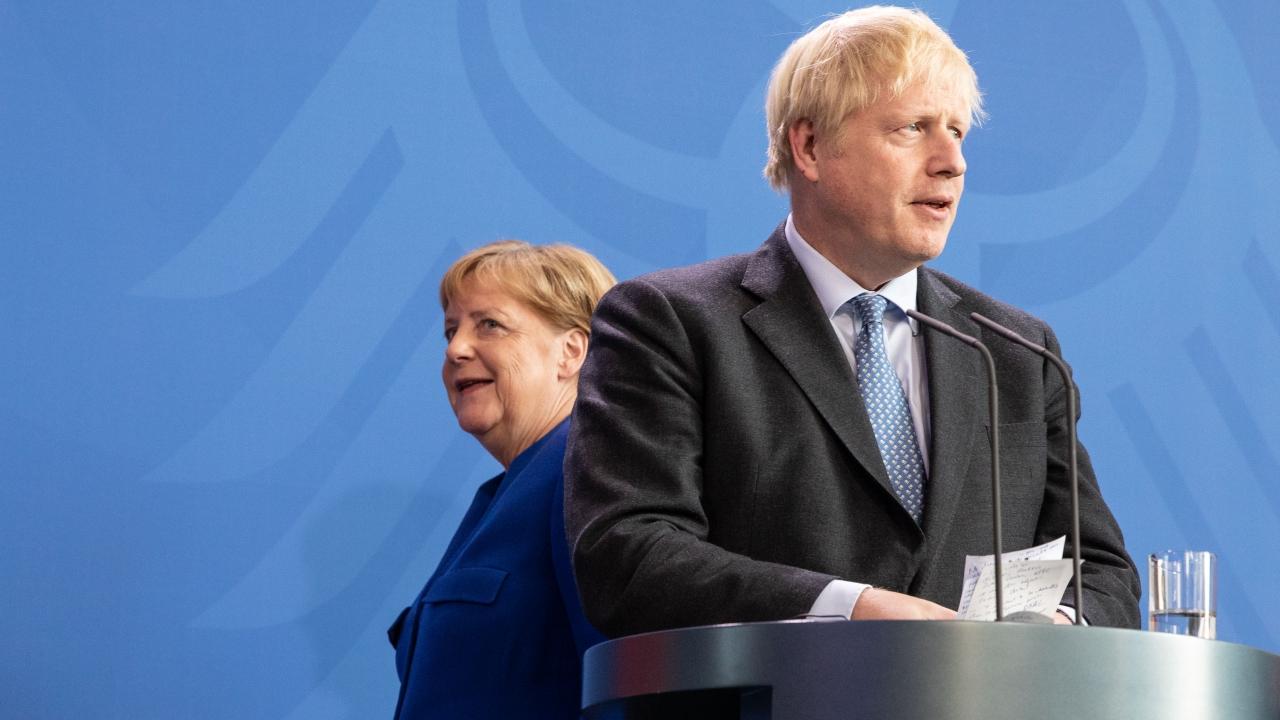 Boris Johnson Gets A New Deadline In Brexit Talks With The EU
