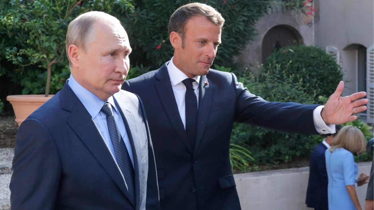 Russia Seems Unlikely To Reunite With The G-7 Any Time Soon