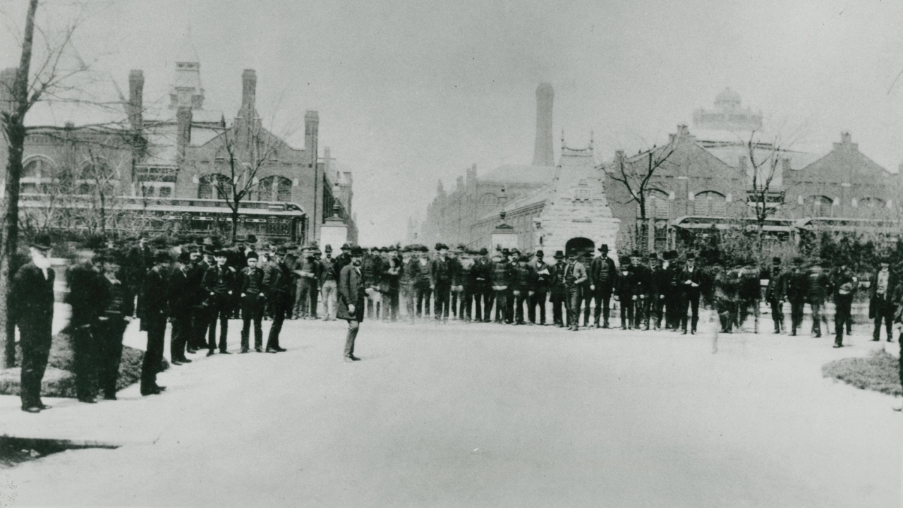 Pullman strike in 1894