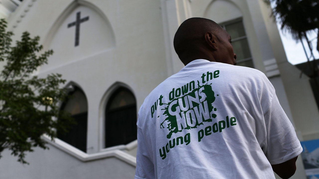 Court Rules Survivors Of Charleston Shooting Can Sue The Government