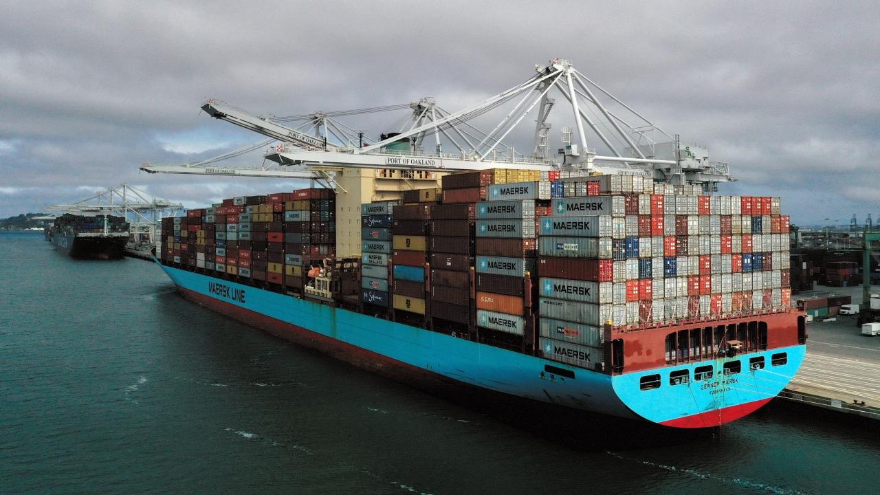 China Lifts Tariffs On A Short List Of U.S. Goods