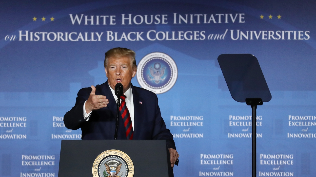 Religious HBCUs Will Now Have Equal Access To Federal Support