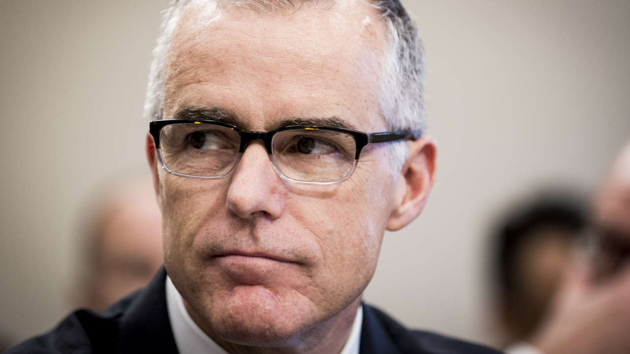 Reports: Andrew McCabe Could Face Prosecution