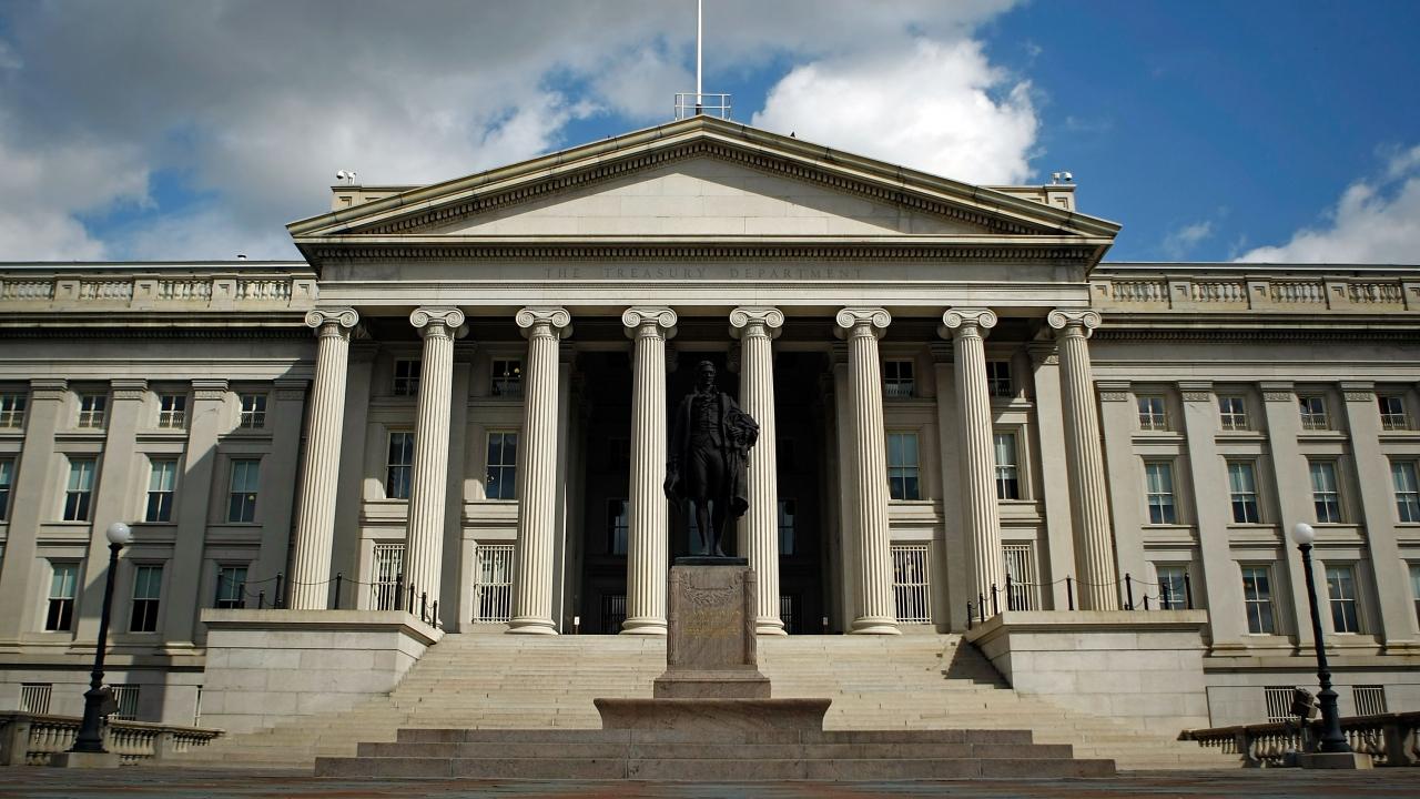 The U.S. Budget Deficit Surpasses $1 Trillion Mark