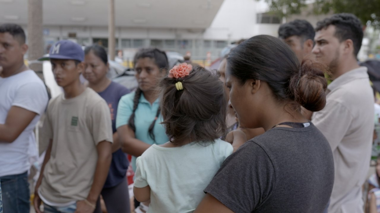 Migrants Remain In Mexico With Even Slimmer Chance Of Getting To U.S.