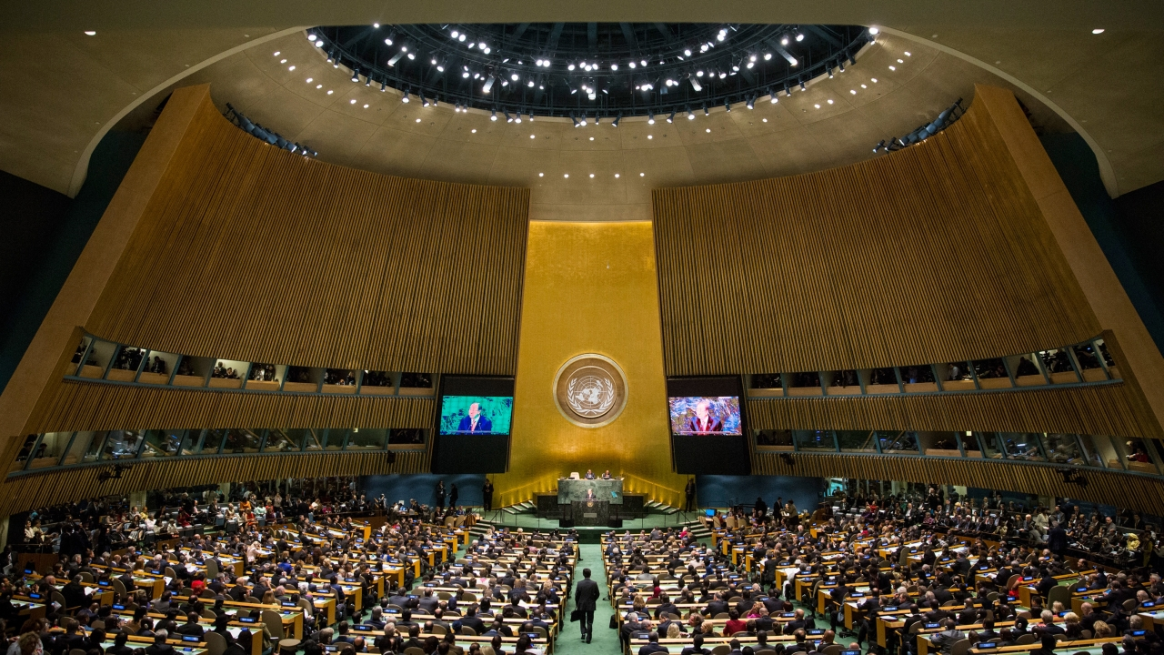 UN General Assembly Features First Summit On Sustainable Development
