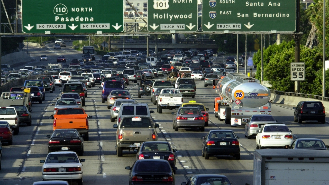 Trump Revokes California's Ability To Set Its Own Emissions Standards