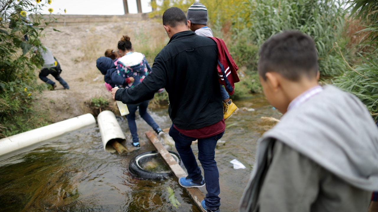 U.N. Data Shows Number Of Global Migrants Has Spiked