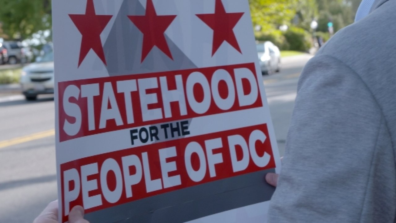 House Holds The First D.C. Statehood Hearing In 26 Years
