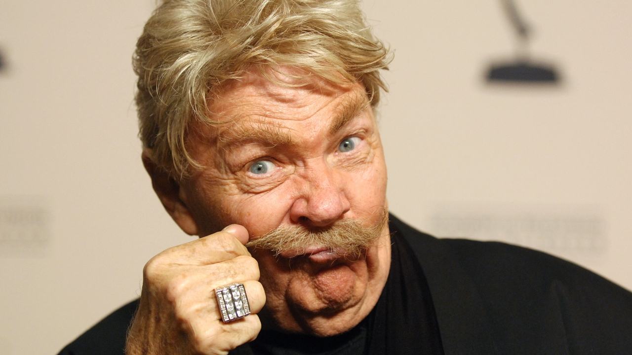 Confetti-Tossing Actor And Comedian Rip Taylor Dies At 88